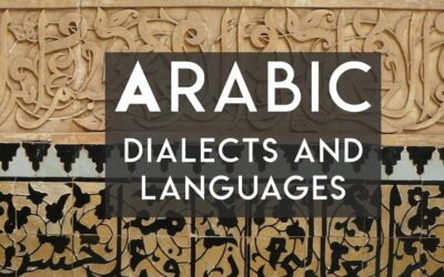 Which Arabic Dialect Do I Need?